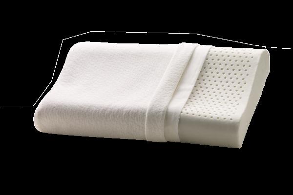 Außenbezug für dormiente Nackenstützkissen Rückenschläfer