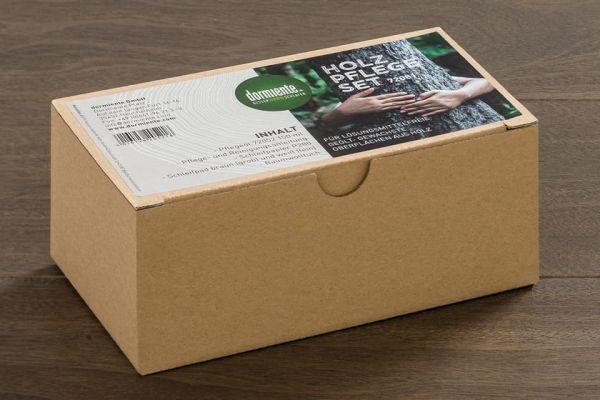 dormiente Holzpflege-Set für Massivholzbetten